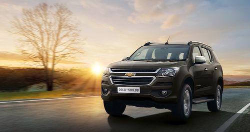Bảng giá xe Chevrolet  mới nhất tháng 3/2019: Focus Sport+ 5 cửa giữ nguyên ở mức 770 triệu đồng - Ảnh 1