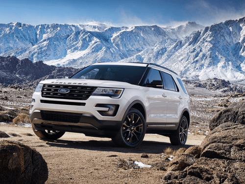 Bảng giá xe Ford mới nhất tháng 3/2019: SUV Ford Explore có giá bán trên 2 tỷ đồng - Ảnh 1