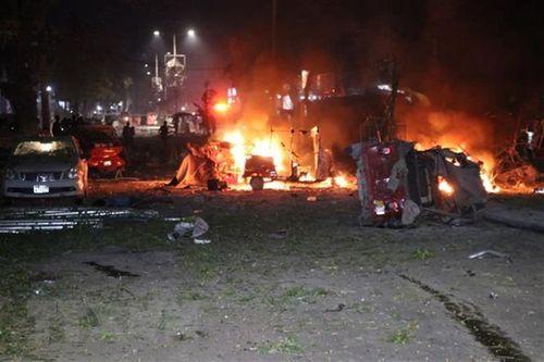 """Thủ đô Somalia lại tiếp tục """"rung chuyển"""" vì bom xe, 13 người thương vong   - Ảnh 1"""