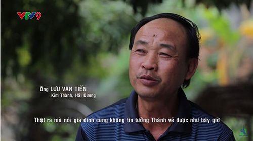 Chàng trai khuyết tật 15 năm chống nạng vẽ tranh - Ảnh 4