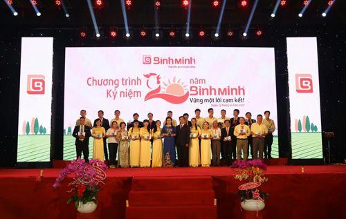 Sự kiện kỷ niệm 20 năm thành lập Bình Minh Group - Ảnh 1