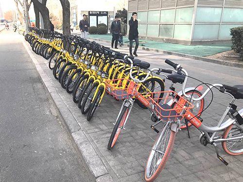 Thuê xe đạp qua smartphone đang gây sốt tại Trung Quốc - Ảnh 1