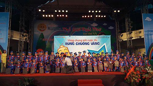 """Anh ngữ AMES – """"Rung chuông nhí, xí quà to"""" - Ảnh 1"""