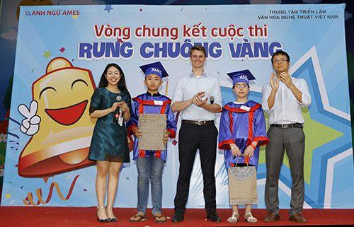 """Anh ngữ AMES – """"Rung chuông nhí, xí quà to"""" - Ảnh 2"""