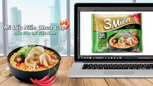 Xu hướng tiêu dùng: Đưa lẩu chua cay vào hương vị mì - Ảnh 1