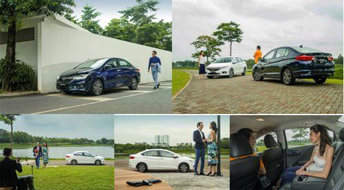 Chuỗi sự kiện trưng bày và trải nghiệm Honda City 2017 mới trong tháng 7 và tháng 8/2017 - Ảnh 4