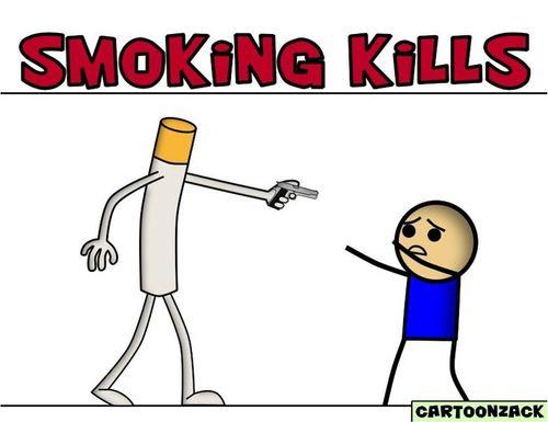 Vì con, bố mẹ đừng hút thuốc - Ảnh 1