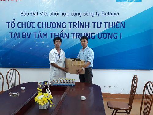 BoniAncol–Gieo niem tin,tim hanh phuc cho nguoi nghien ruou