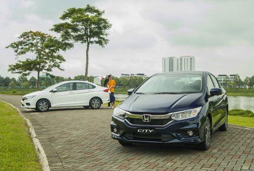 Honda City giảm giá tri ân khách hàng - Ảnh 1