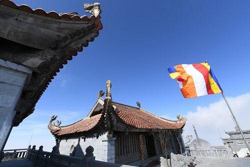 Tín đồ Phật tử có thêm một điểm đến tâm linh khi Tết đến xuân về - Ảnh 4