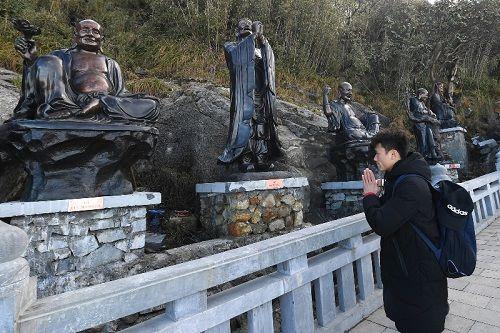 Tín đồ Phật tử có thêm một điểm đến tâm linh khi Tết đến xuân về - Ảnh 7