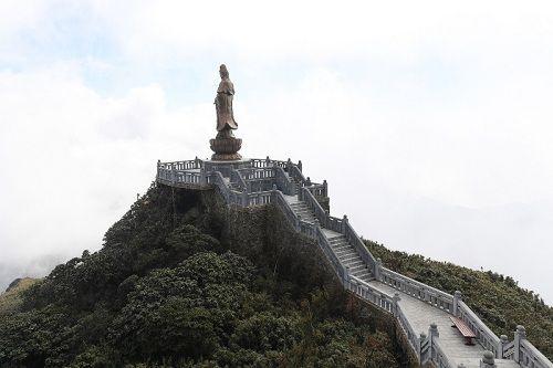 Tín đồ Phật tử có thêm một điểm đến tâm linh khi Tết đến xuân về - Ảnh 9