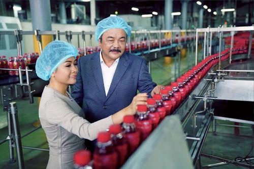 Khám phá nhà máy Tân Hiệp Phát, nơi xuất nước giải khát đi gần 20 nước trên thế giới - Ảnh 2