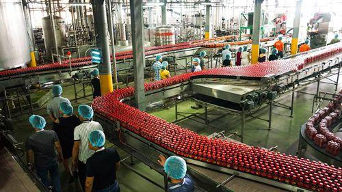 Khám phá nhà máy Tân Hiệp Phát, nơi xuất nước giải khát đi gần 20 nước trên thế giới - Ảnh 6