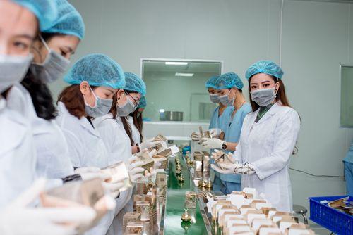 Kiểm tra nhà máy sản xuất mỹ phẩm 2 triệu đô của Ruby's World - Ảnh 3