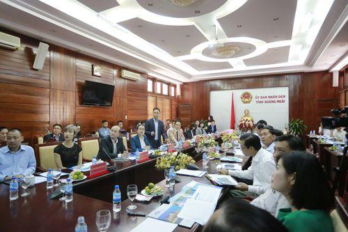 """Tập đoàn FLC sẽ triển khai """"siêu"""" dự án 3.890 ha tại Quảng Ngãi  - Ảnh 1"""