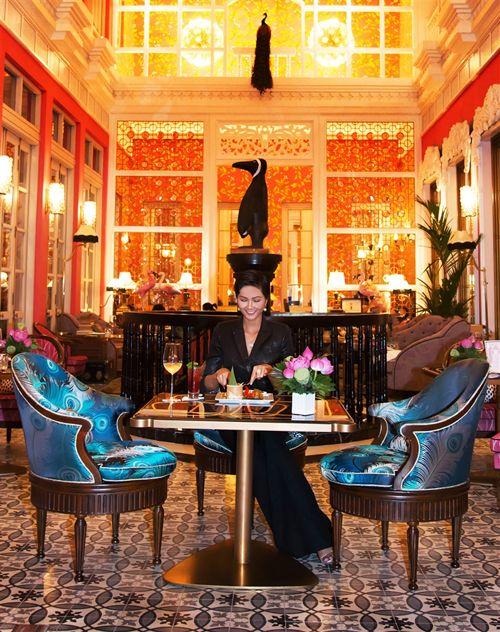 Tân Hoa hậu hoàn vũ H'Hen Niê trải nghiệm ẩm thực ấn tượng tại Khu nghỉ dưỡng mới đẳng cấp nhất thế giới - Ảnh 5