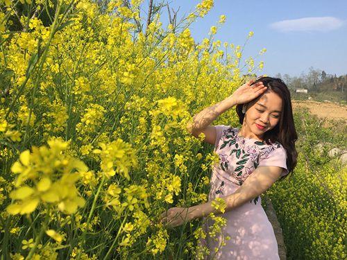 Tháng 3 - Fansipan không chỉ rực vàng hoa cải - Ảnh 6
