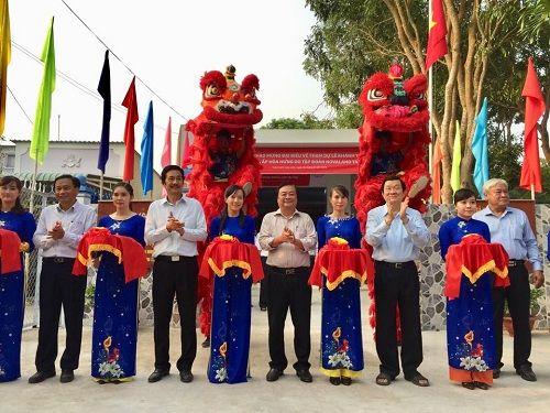 Khánh thành 7 cầu dân sinh mới tại huyện Hồng Ngự tỉnh Đồng Tháp - Ảnh 4