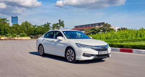 """Honda VN: Giá bán lẻ ôtô nhập khẩu nguyên chiếc từ Thái Lan và Chương trình KM đặc biệt """"Đặt xe ngay, Đặc quyền trao tay"""" - Ảnh 4"""