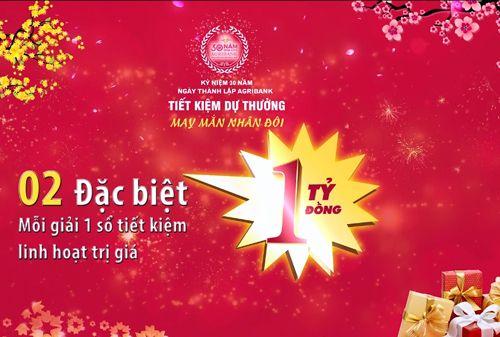 Tưng bừng sinh nhật, Agribank dành ngàn quà tặng trị giá gần 14 tỷ đồng đến khách hàng - Ảnh 1