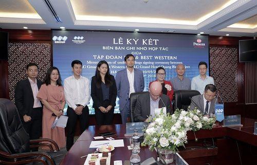 Khách sạn tại dự án tỷ đô FLC Quảng Bình hợp tác với thương hiệu quản lý khách sạn hàng đầu nước Mỹ - Ảnh 1