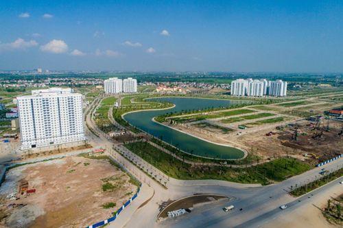 Hồ điều hòa – Lá phổi xanh trong lòng khu đô thị Thanh Hà Mường Thanh - Ảnh 4