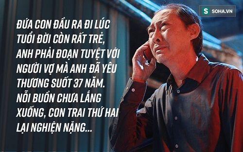 Cuộc đời cay đắng của nghệ sĩ Lê Bình: Con nghiện, vợ nợ nần vì mê đề đóm - Ảnh 3