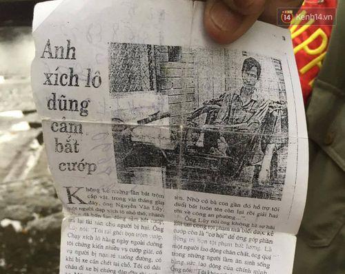 Chuyện chưa kể về bác bảo vệ học sinh chuyên Lê Hồng Phong cúi đầu chào mỗi ngày: Hiệp sỹ 21 lần bắt cướp - Ảnh 3
