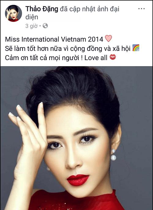 Đặng Thu Thảo lên tiếng khi trả vương miện vẫn dùng danh hiệu Hoa hậu đại dương đi sự kiện - Ảnh 3
