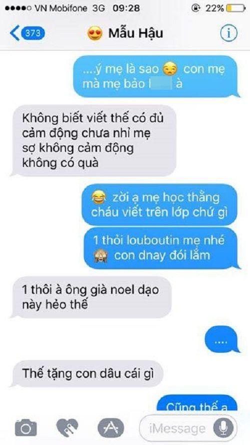 """Dân mạng """"phát sốt"""" với màn """"troll"""" con trai của bà mẹ Việt trẻ trung, bá đạo - Ảnh 3"""