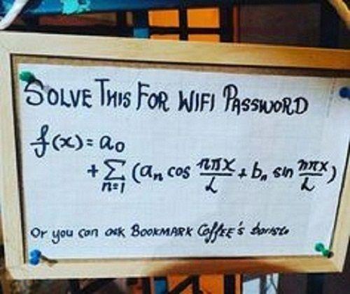 """""""Vò đầu bứt tóc"""" với những mật khẩu Wifi quá bá đạo vì độ rắc rối và rườm rà - Ảnh 1"""