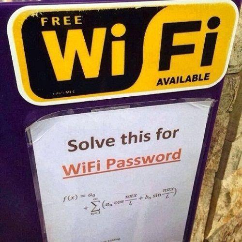 """""""Vò đầu bứt tóc"""" với những mật khẩu Wifi quá bá đạo vì độ rắc rối và rườm rà - Ảnh 3"""