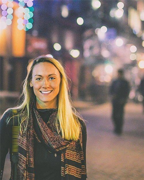 Dân mê phượt choáng với cô nàng một mình đi qua 196 nước trên thế giới - Ảnh 3