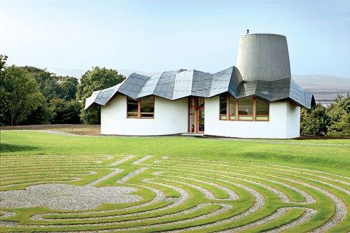 """Những công trình kiến trúc kỳ lạ, độc đáo """"thách thức"""" mọi định luật vật lý - Ảnh 18"""