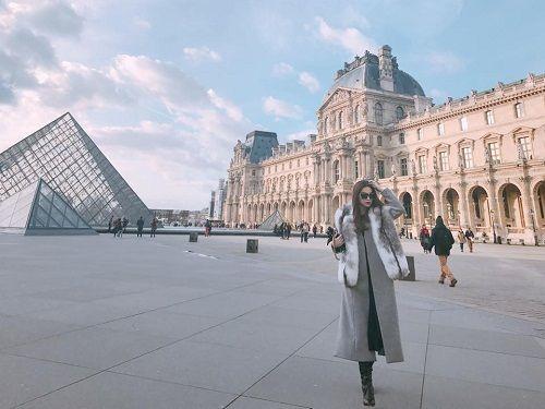 Ngắm bộ ảnh ngẫu hứng với thần thái sang trọng của Hồ Ngọc Hà tại Paris - Ảnh 3
