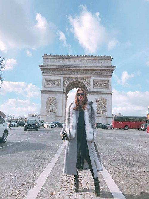Ngắm bộ ảnh ngẫu hứng với thần thái sang trọng của Hồ Ngọc Hà tại Paris - Ảnh 4