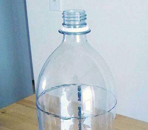 Bỏ túi ngay 7 cách tái sử dụng chai nhựa trong làm vườn - Ảnh 1