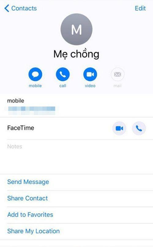 Chết cười với cách lưu tên mẹ chồng trong điện thoại của các nàng dâu - Ảnh 10
