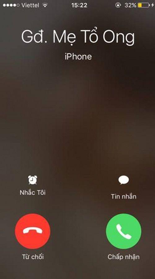 Chết cười với cách lưu tên mẹ chồng trong điện thoại của các nàng dâu - Ảnh 5