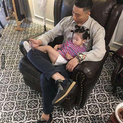 Mẹ ghen tỵ khi xem loạt ảnh siêu đáng yêu của ông bố Hàn Quốc và con gái - Ảnh 7