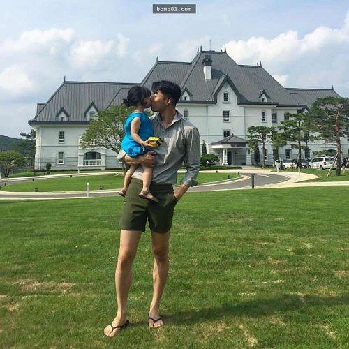 Mẹ ghen tỵ khi xem loạt ảnh siêu đáng yêu của ông bố Hàn Quốc và con gái - Ảnh 6