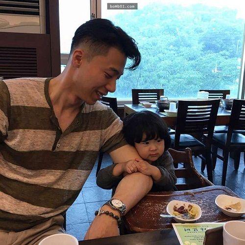 Mẹ ghen tỵ khi xem loạt ảnh siêu đáng yêu của ông bố Hàn Quốc và con gái - Ảnh 4
