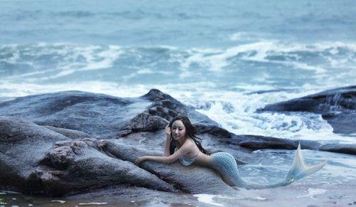 """Đứng ngồi không yên với bộ ảnh """"Con gái biển cả"""" quá đẹp và cuốn hút - Ảnh 6"""