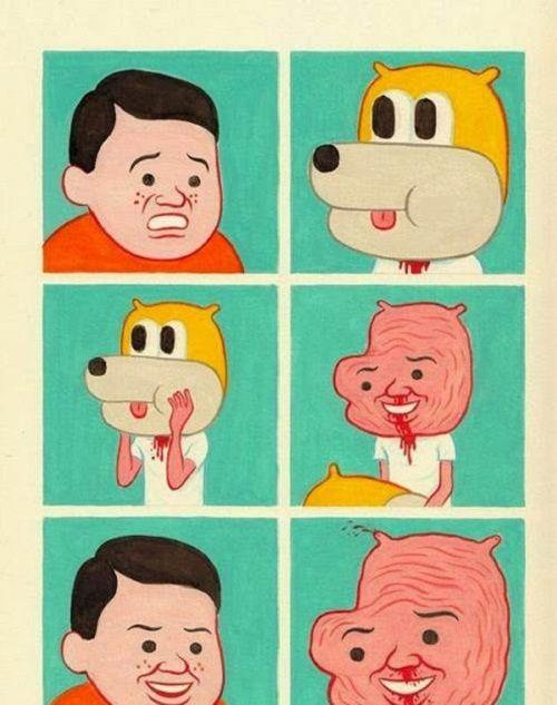 """Vò đầu, bứt tai với những bức ảnh trừu tượng cực """"hại não"""" - Ảnh 4"""