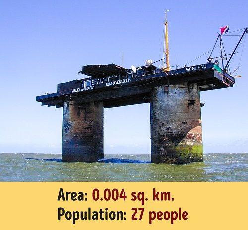 Điểm mặt những đất nước nhỏ nhất thế giới ít người biết tới - Ảnh 7