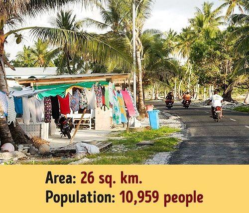 Điểm mặt những đất nước nhỏ nhất thế giới ít người biết tới - Ảnh 2