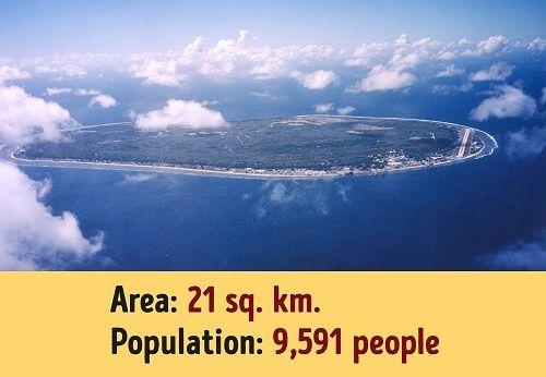 Điểm mặt những đất nước nhỏ nhất thế giới ít người biết tới - Ảnh 4