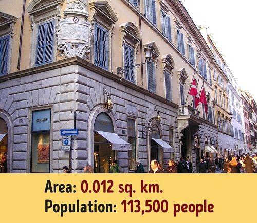 Điểm mặt những đất nước nhỏ nhất thế giới ít người biết tới - Ảnh 3