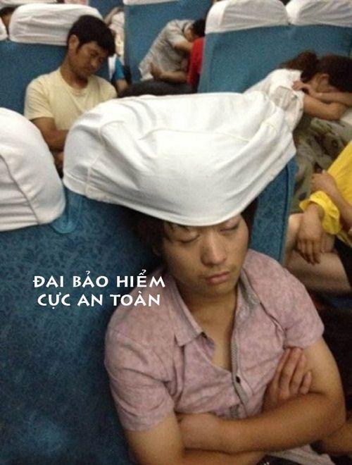"""Cười """"té ghế"""" với loạt ảnh siêu hài hước minh chứngchỉ người châu Á mới vui tính đến thế - Ảnh 2"""